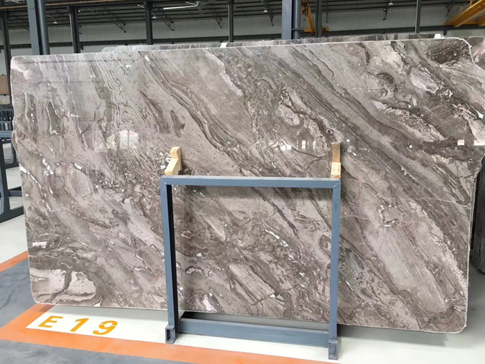 Venice Brown Marble Slab Tile Brown Marble Slab