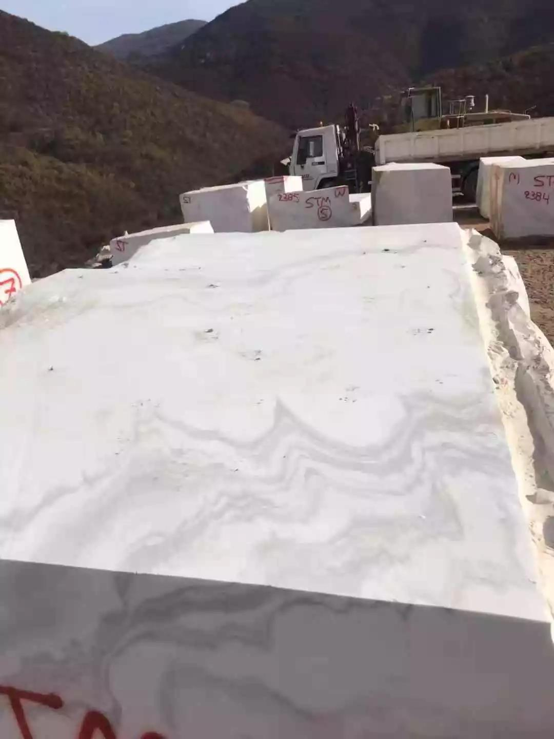 Seattle White Marble From China
