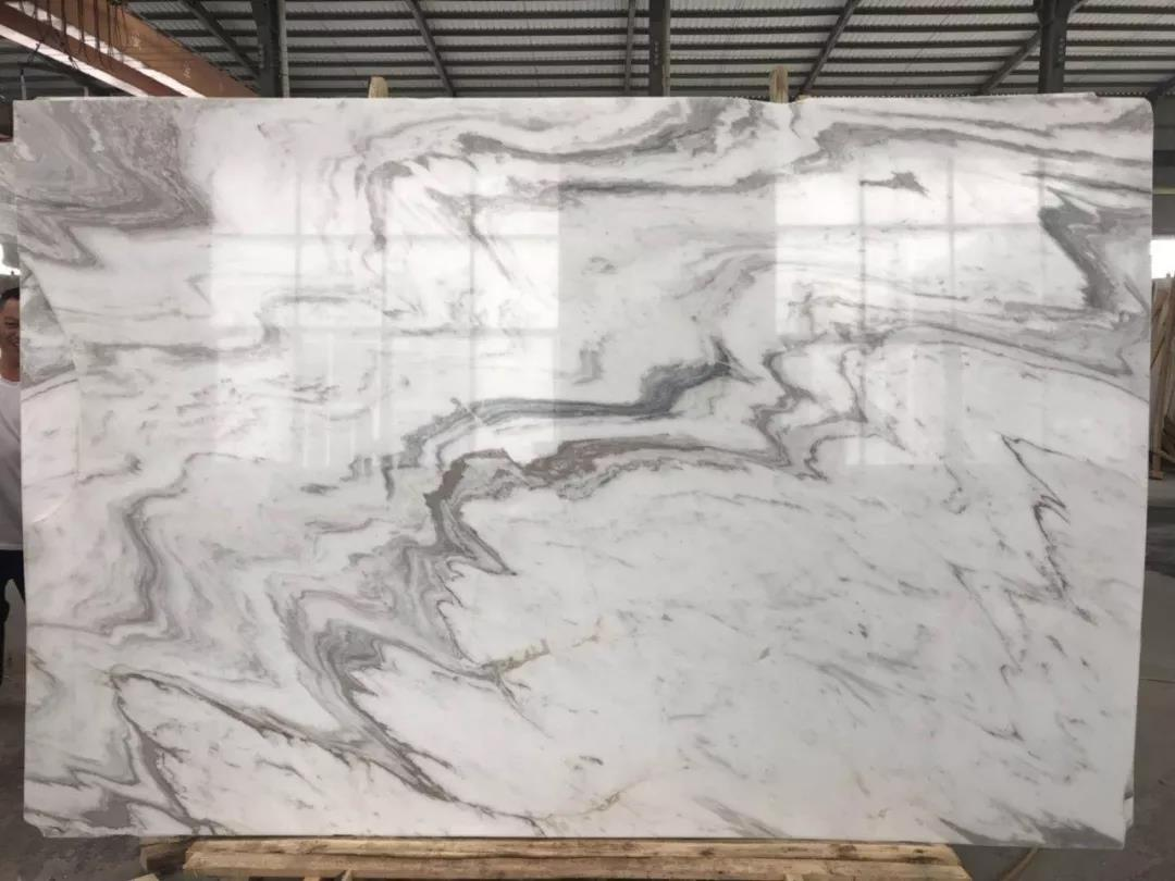 Seattle White Marble Slabs