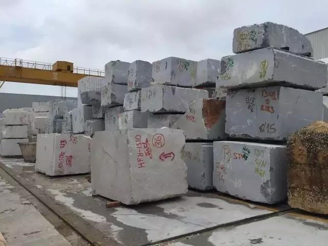 Greece Grey Marble Block