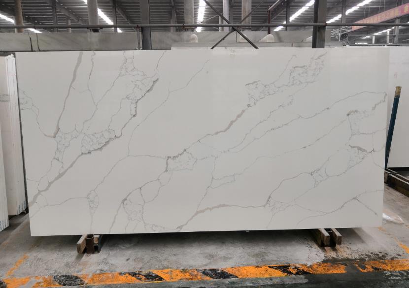 Artificial Quartz Stone Slab Countertop Catacalla