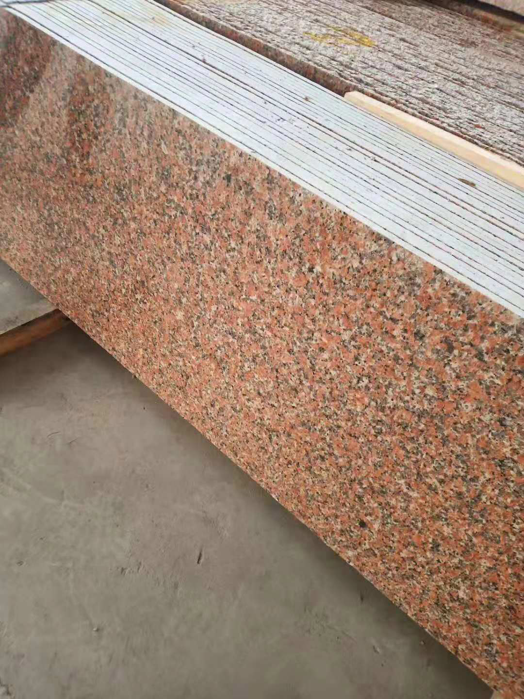 Maple-Leaf Red Granite from China