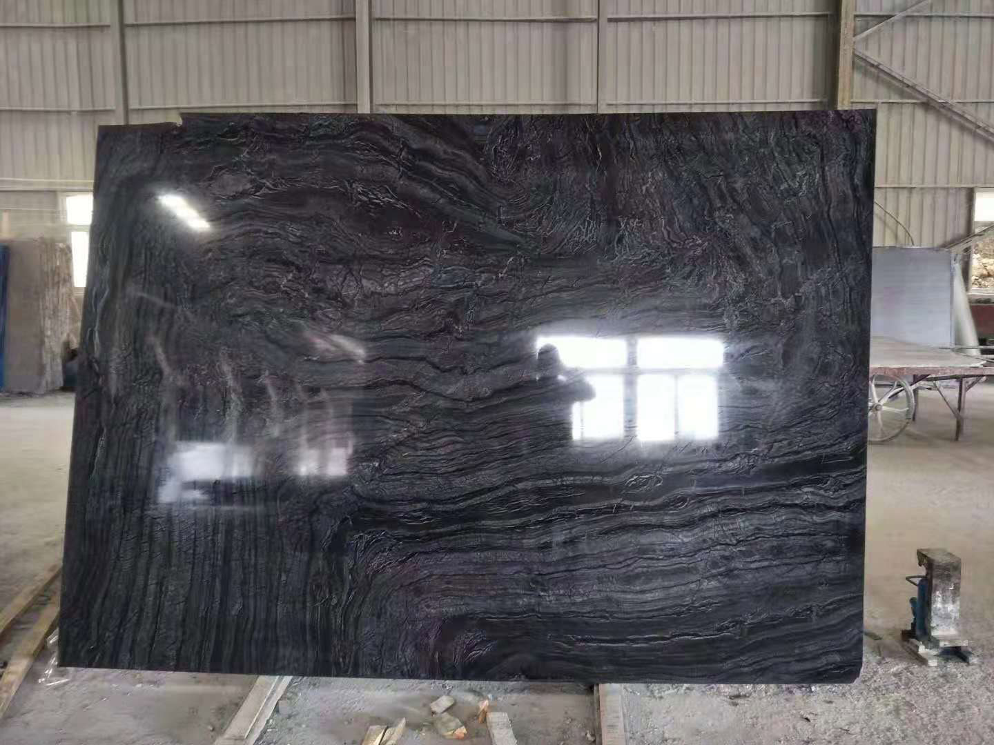 Antiquity Wood Grain Marble Slabs from China