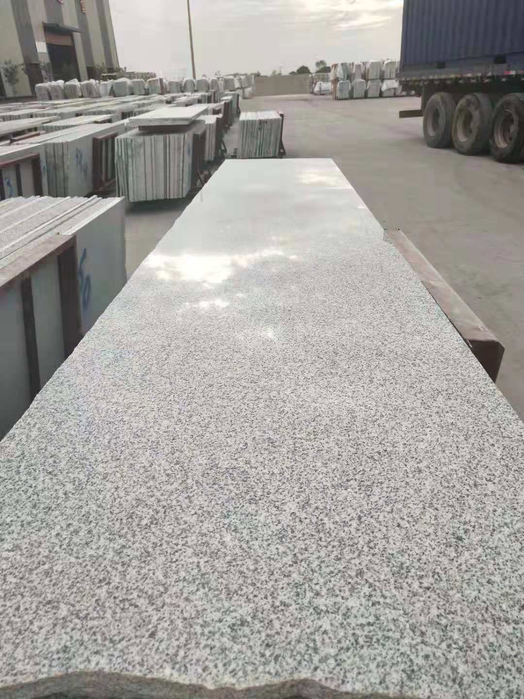 603 Granite Grey Slabs from China