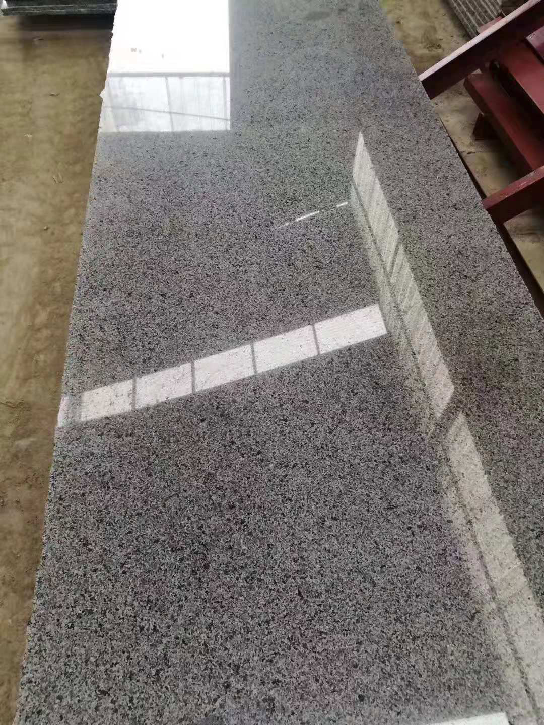 New Zealand Grey Hemp Granite from China