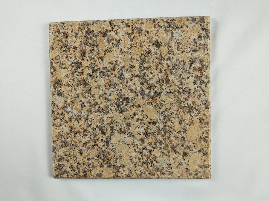 Golden Wheat Drill Yellow Granite Tiles