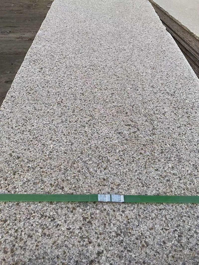 Shandong Rust Stone Granite Slabs