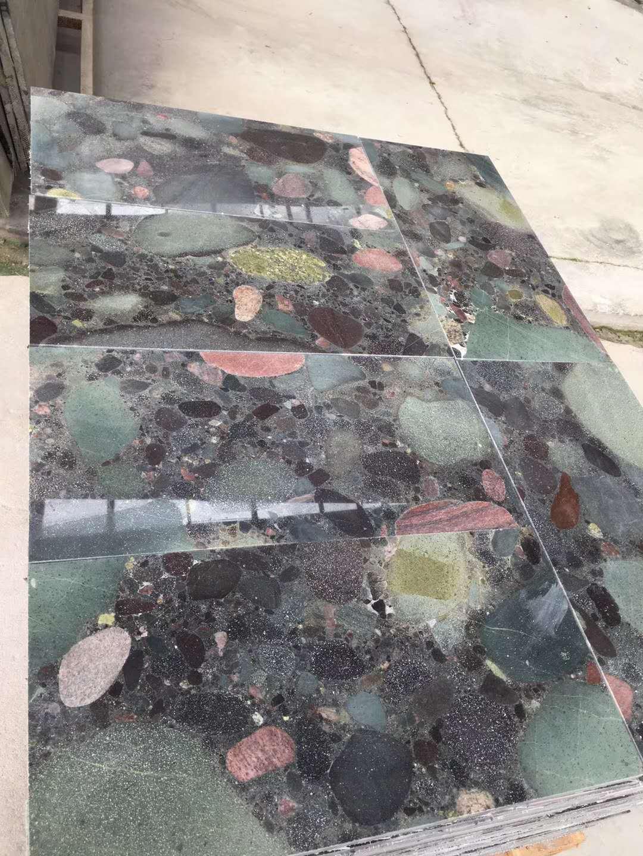 Seven Colour Stone Tiles