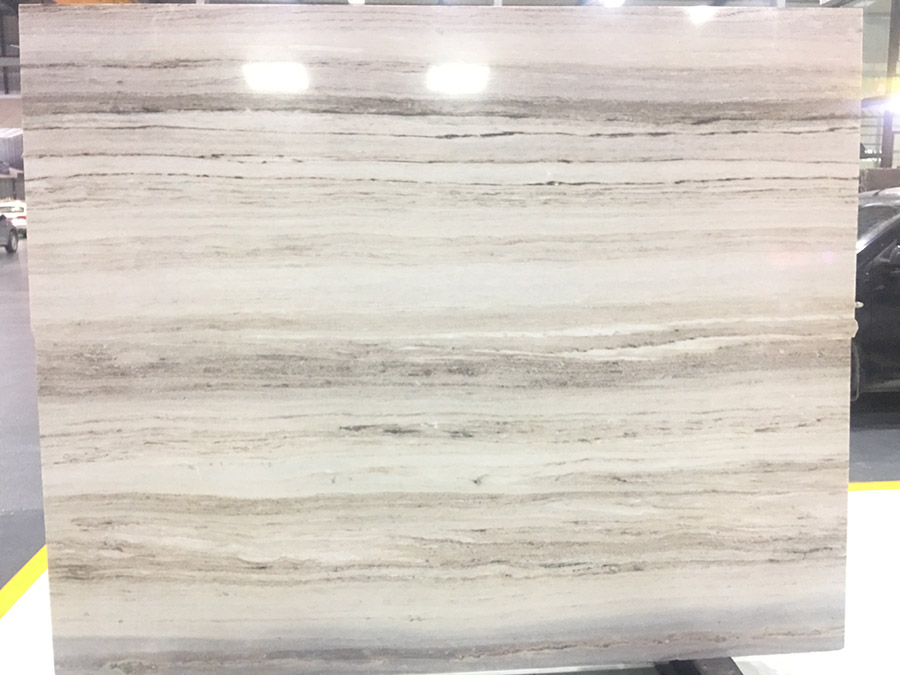 Crystal Wood Grain Marble Polished Slabs