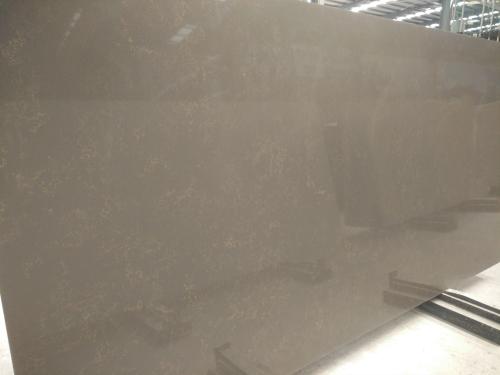 Golden Line Grey Quartz Slabs