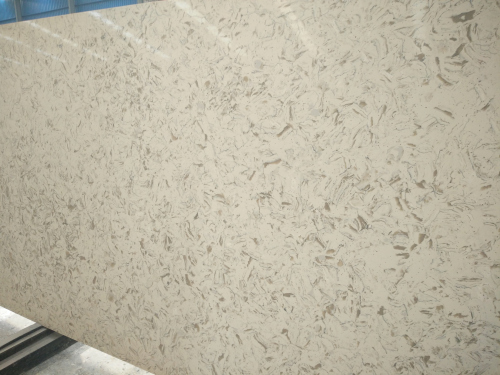 Beige Quartz Slabs