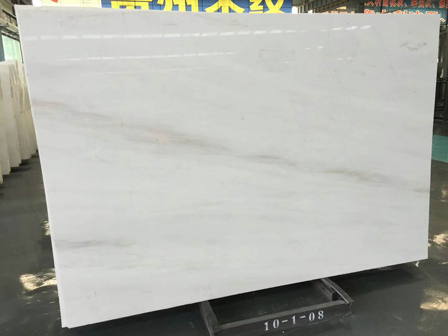 Star white marble china
