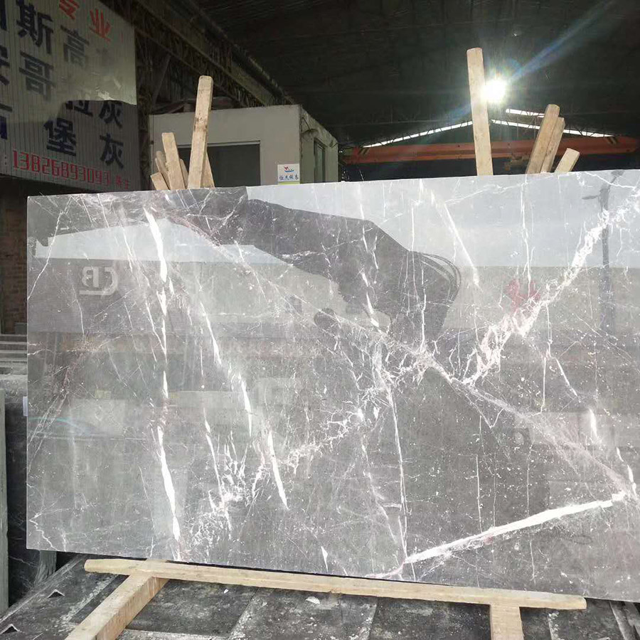 Hermes   gray marble  china