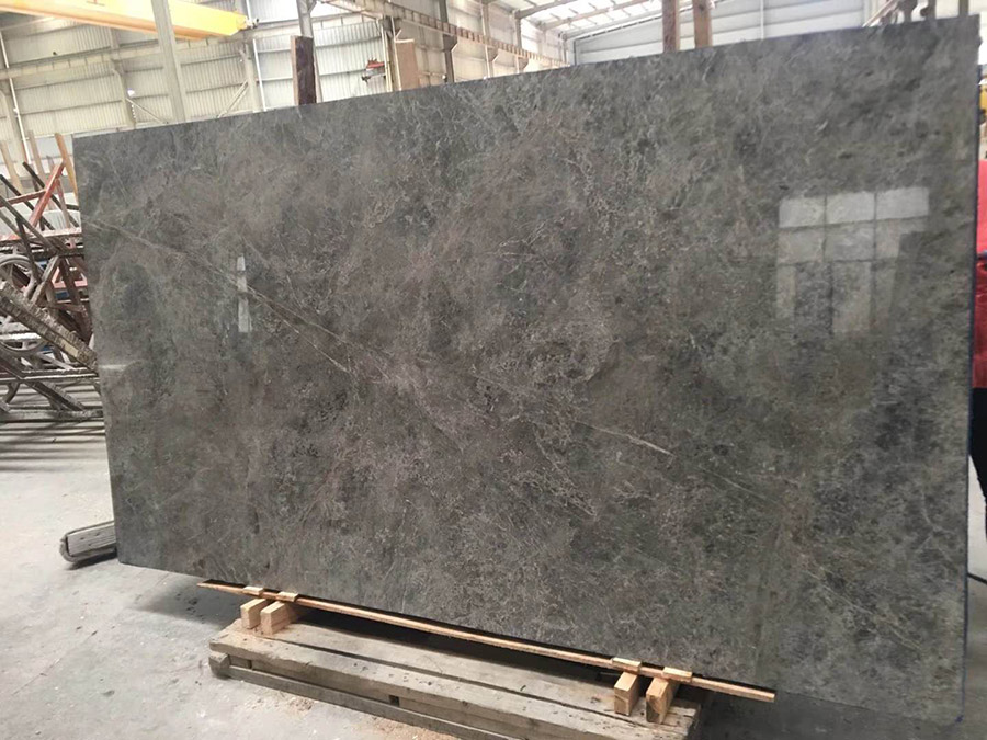 Cloud Dora Gray Marble Slabs from China