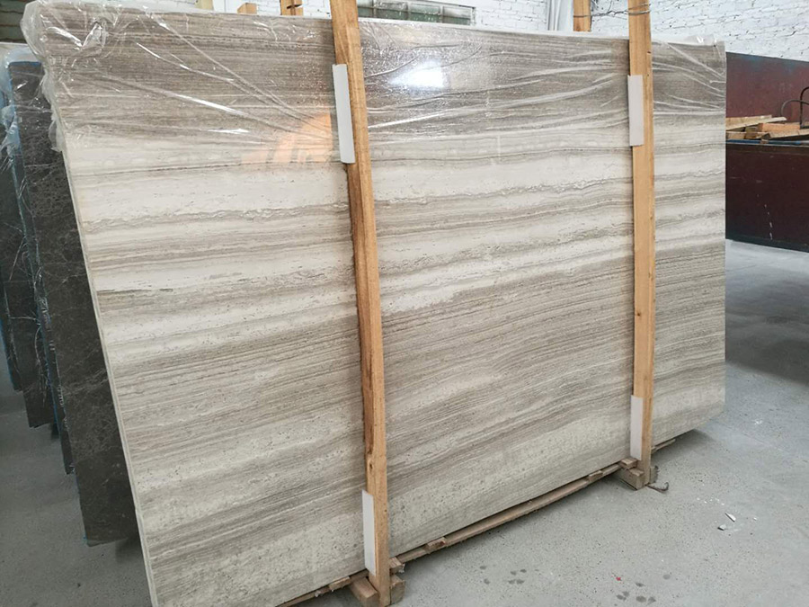 Grey Serpegiante Marble Polished Slabs