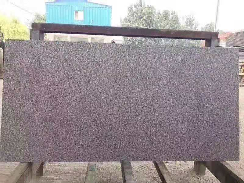 Fuding Black Granite Slabs