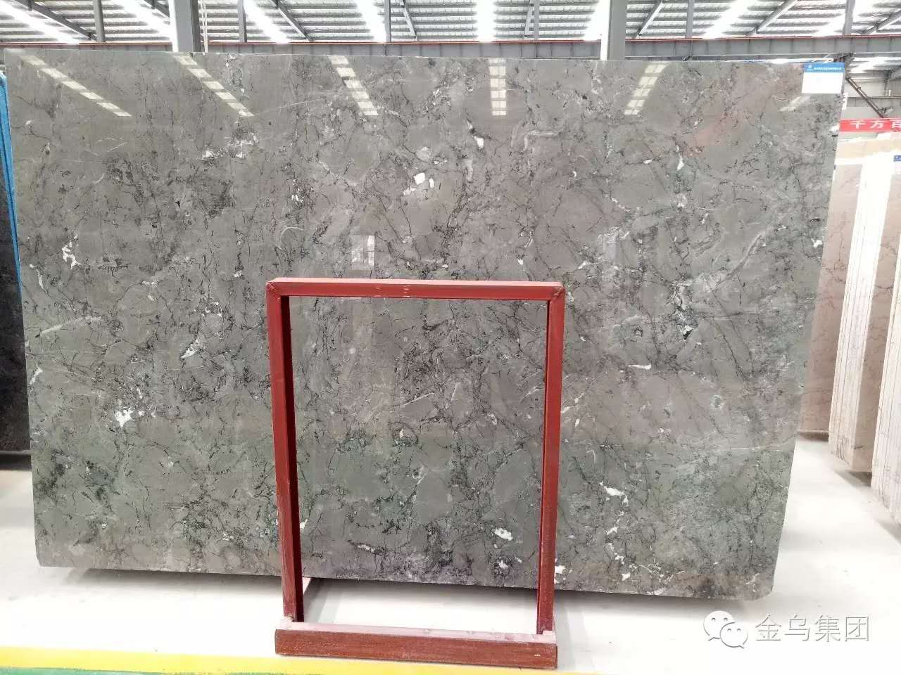 Quintessence Gray Marble Slabs