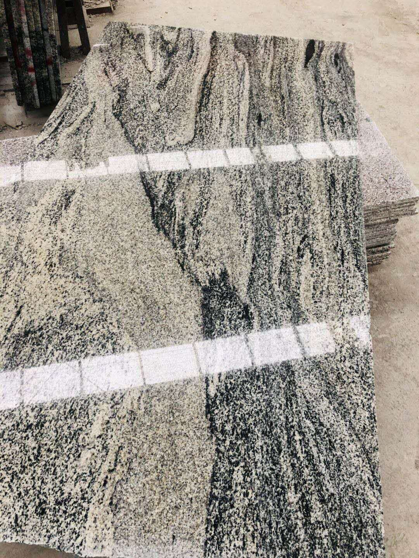 Chinese Juparana Granite Polished Tiles