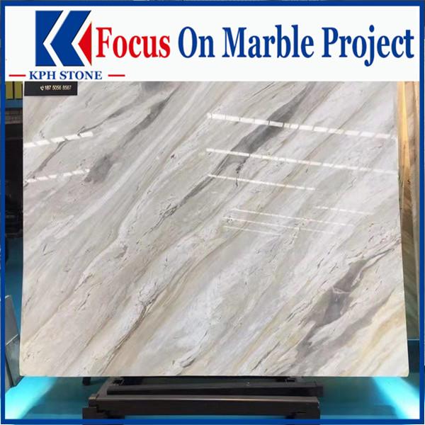 Earl white marble stone