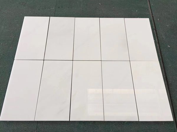 Royal White Marble Tiles Han White White Jade