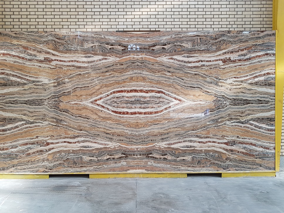 Dark Traonyx Polished Slabs