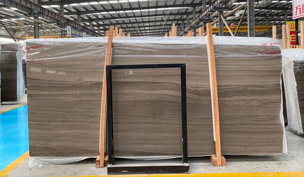 Coffee Wood Marble Slabs Wooden Coffee Marble