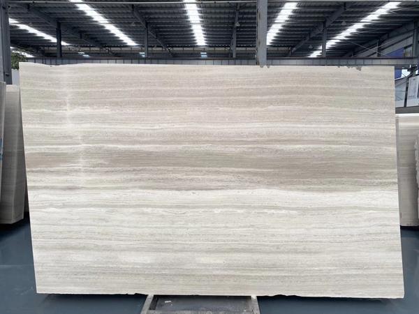 Wooden White Marble Slabs Haisa Light