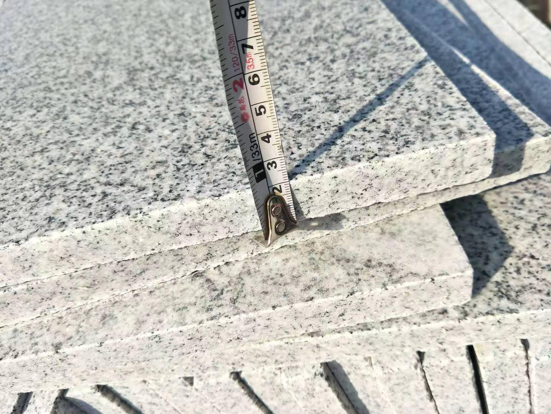 2CM white granite