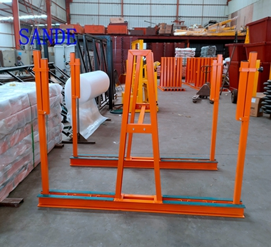 Granite A Frame with safety poles