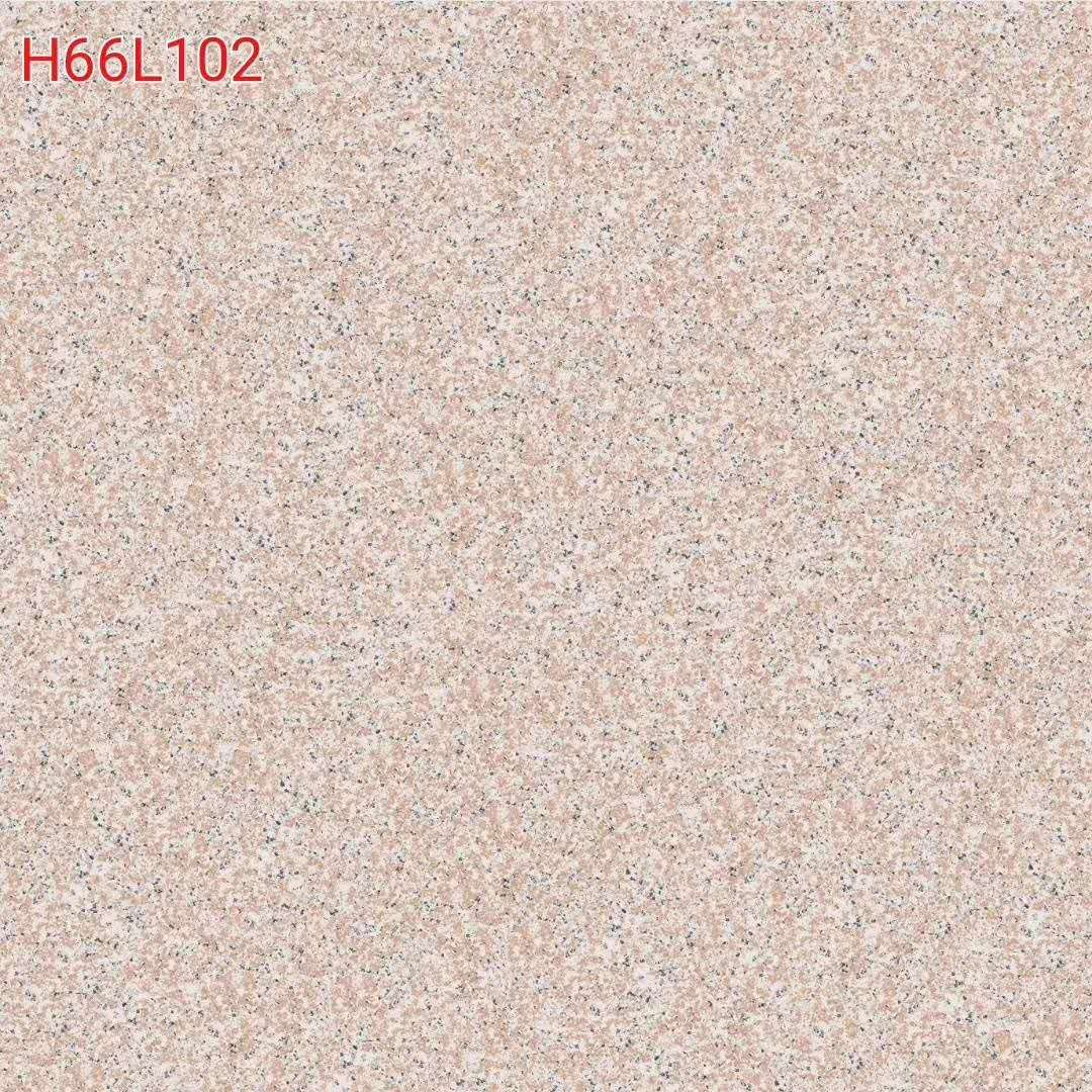 Artificial Stone Red Granite Ceramic Tile Paving