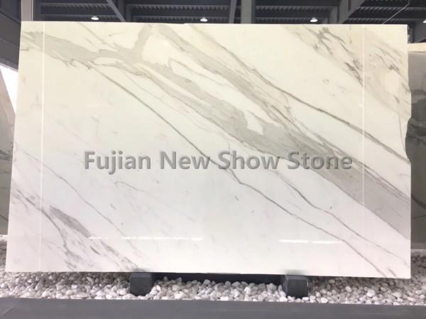 Calacatta white 1.8cm marble