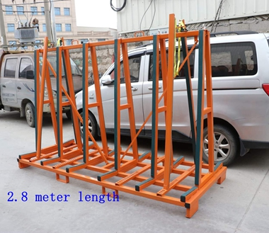 Double sided One Stop-A Frame Transport Rack