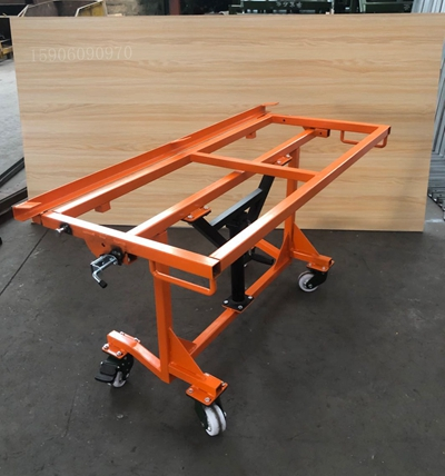 Kitchentop install cart