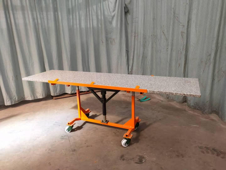 Countertop Install Cart