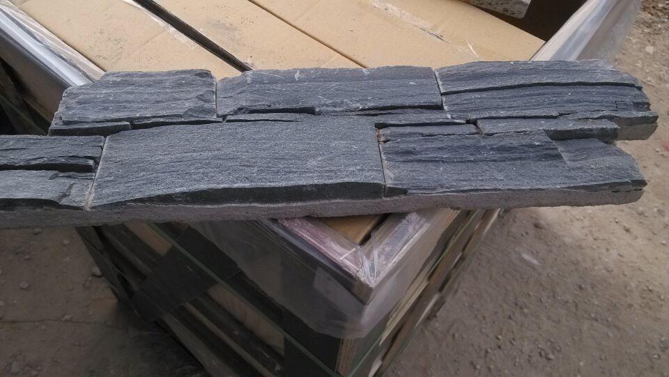 CPZ-18A Black Culture Stone