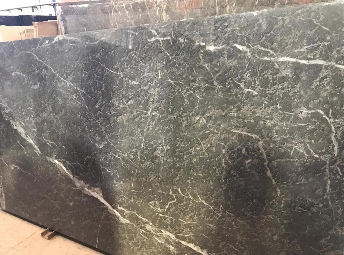 Grey Benslimane Marble Slabs