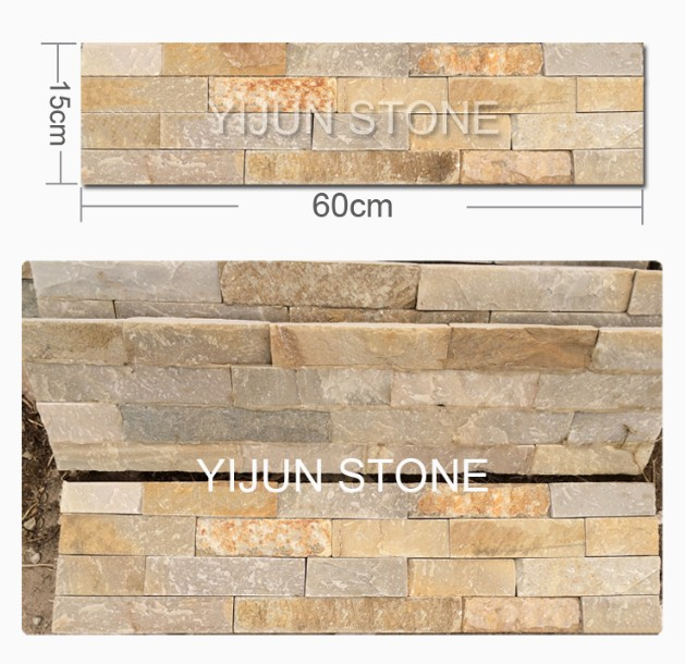 China Cultured Stone Hebei Slate Wall Panel P014 Natural Wall Stone Pannel Indoor Outdoor Wall Cladding