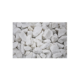 DL-002 Snow White Gravel stone