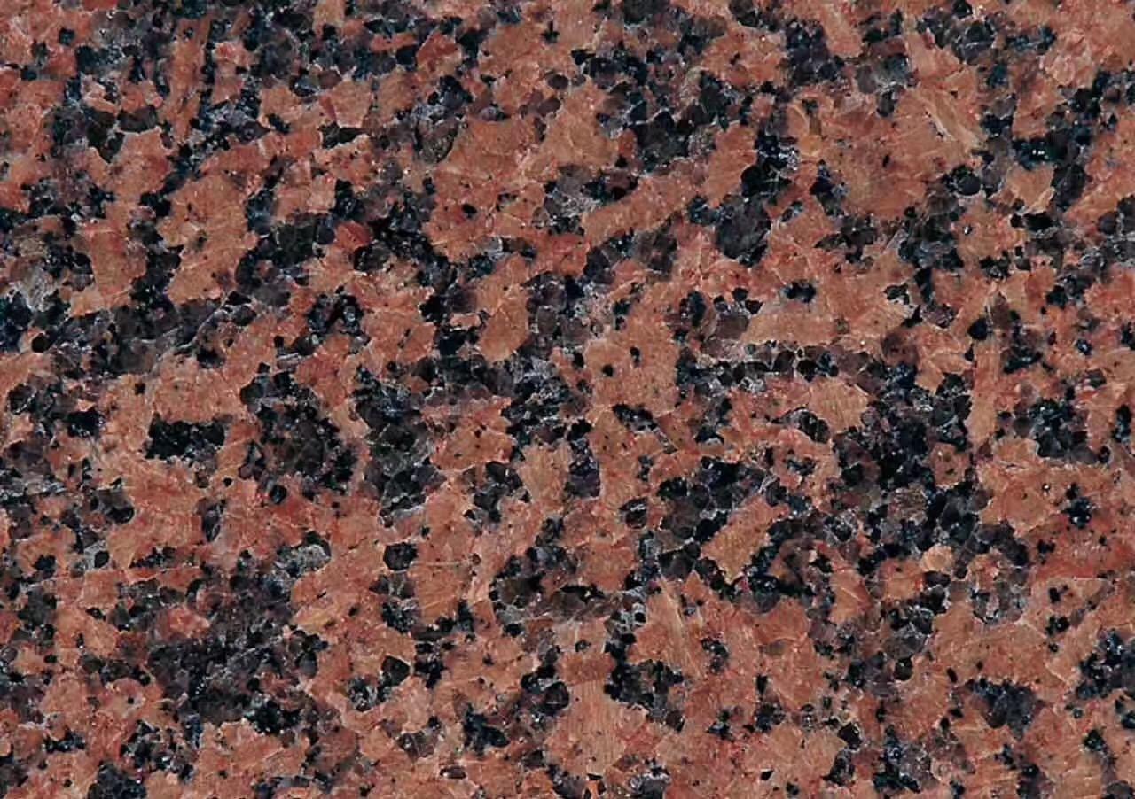 Balmoral Red Granite Slab
