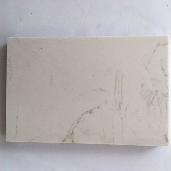 Ariston White Artificial Marble