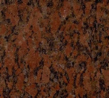 Dark Red Aswan Granite Egyptian Granite CIDG