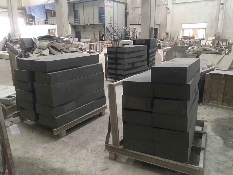 Black Basalt Kerbstone