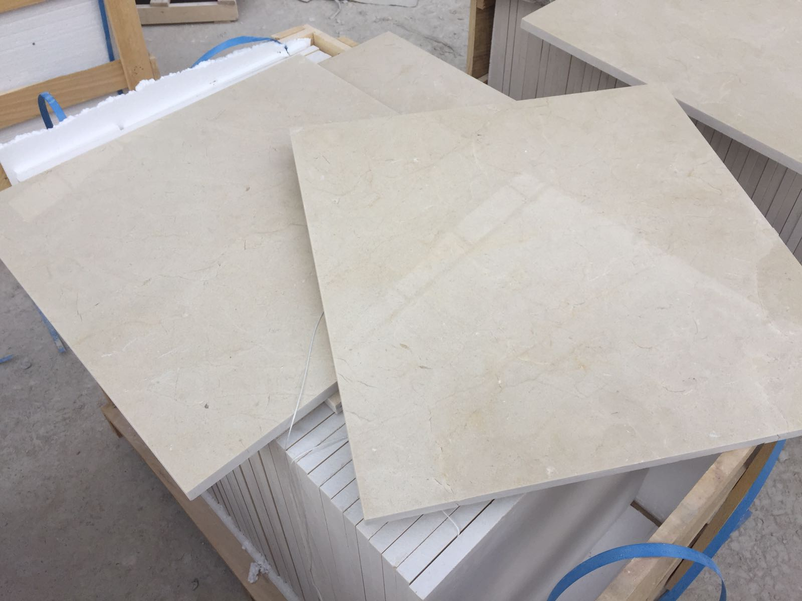 Crema Marfil Tiles Beige Marble Tiles