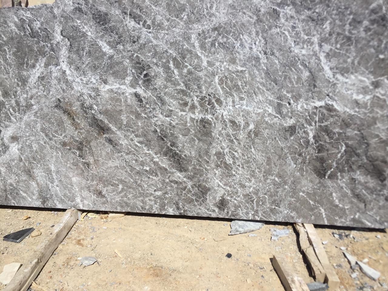Grey Lido Slabs Polished Marble Slabs