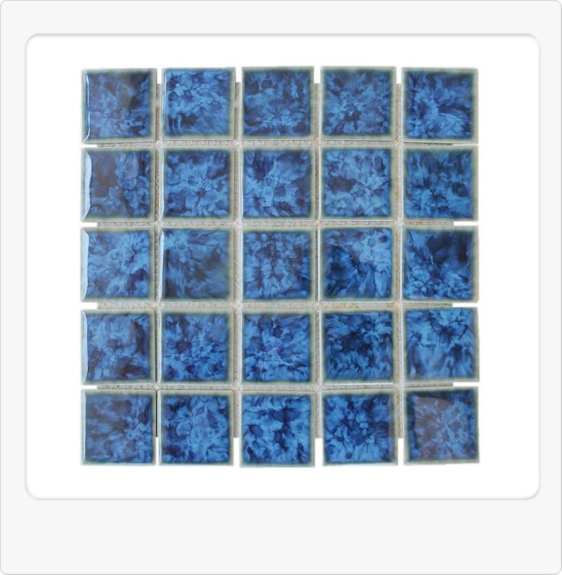 Bali Glass Mosaic Icy Blue
