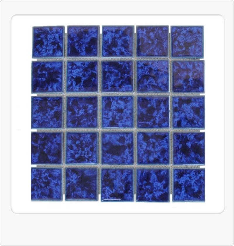 Bali Glass Mosaic Turqoise Blue