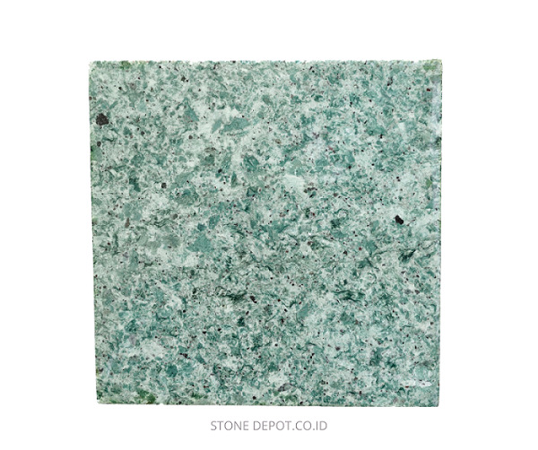 Bali Green Stone Pool Tiles