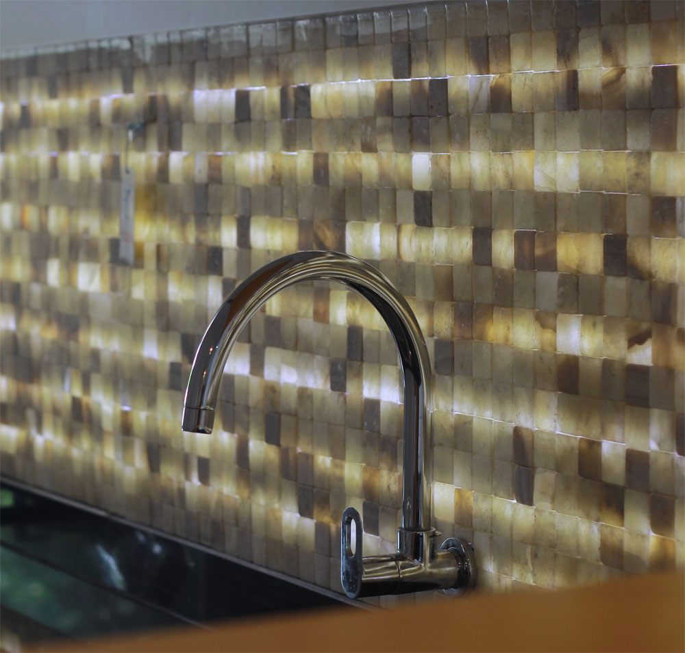 Bali Honey Onyx Mosaic Indonesia