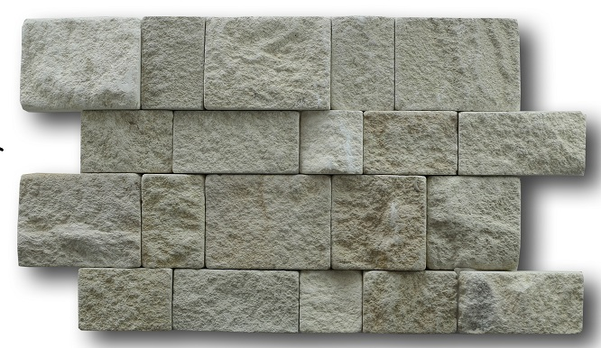 Bali Limestone Cladding Tumbled Shape