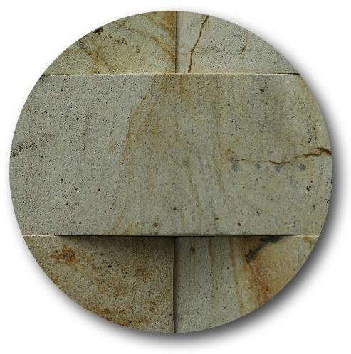 Bali Yellow Sandstone Wall Cladding